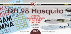 Mosquito RAAF&RAF