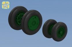 Su-15 TM Wheels set Light Series