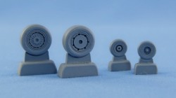 F-4C/D/E/F Phantom II wheels set Light series