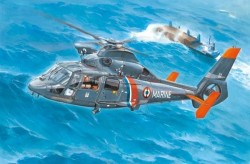 AS365N2 Dolphin 2 Helicopter 1/35