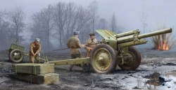 Soviet 122mm Howitzer 1938 M-30 Early