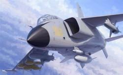 PLA JH-7A Flying Leopard