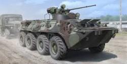 Russian BTR-80A APC