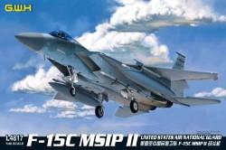 F-15C MSIP II United States Air Nati.Gua