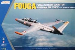 Fouga Magister CM 170 Austria