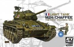 M24 Chaffee Light Tank the First Indochina