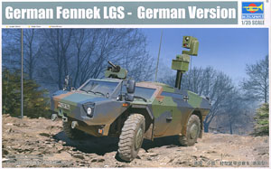 German Fennek LGS-Germann Version