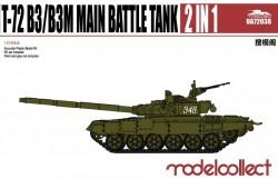 T-72 B3/B3M Main battle tank 2 in 1