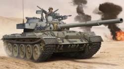 Israel Tiran-6 MBT