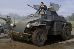 German Sd.Kfz.222 Leichter Panzerspahwag (3rd Series)