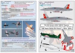 "F/A-18C Hornet J-5014 ""AIR14"" Payerne"