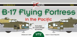 Pacific B-17