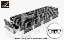 Pz.IV 40cm Kgs 61/400/120 tracks, 1941-44