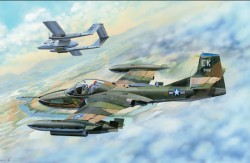 US A-37B Dragonfly Light Ground-Attack