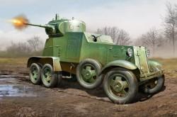 Soviet BA-3 Armor Car