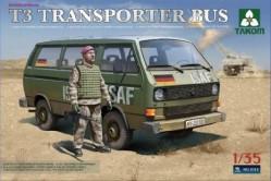 Bundeswehr Transporter Bus (with figure)