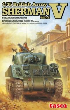 British Army Sherman V (M4A4)