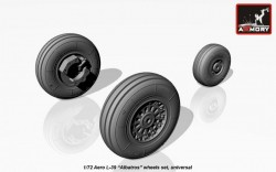 AERO L-39 Albatros wheels