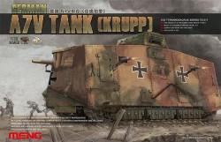 German A7V Tank (Krupp)