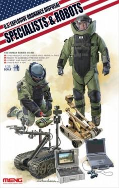 U.S. explosive ordnance disposal special