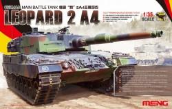 German Main Battle Tank Leopard 2 A4