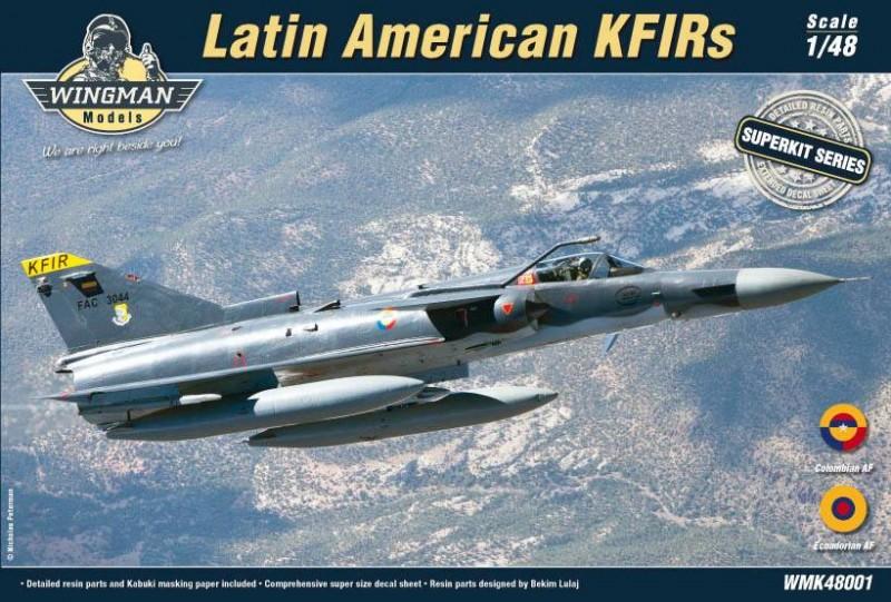 Latin Amercian KFIRs Superkit (re-relase)