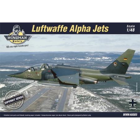 Luftwaffe Alpha Jet