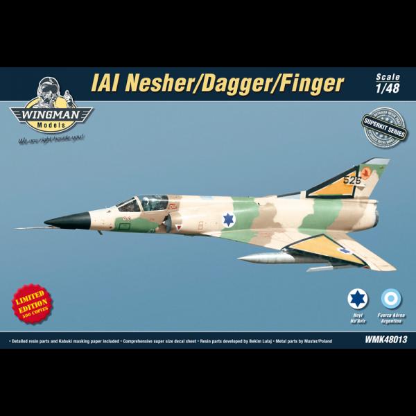 IAI Nesher/Dagger/Finger