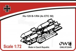ETC 50 for Hs 129 B-1/R4