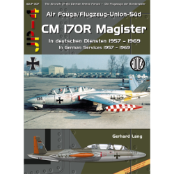 Fouga CM 170R Magister (Luftwaffe)