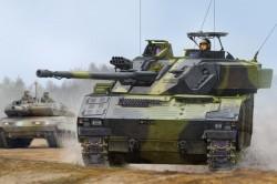 Swedish CV9035 IFV