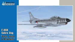 F-86K NATO All Weather Fighter