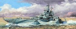 USS West Vigina BB-48 1945