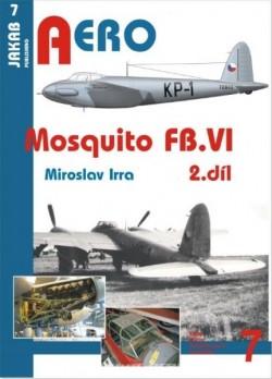 Aero 7:Mosquito FB.VI 2. díl