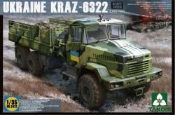 Ukraine KrAz-6322 Heavy Truck (late type)