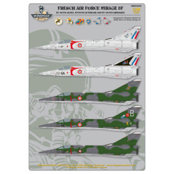 French Air Force Mirage 5F