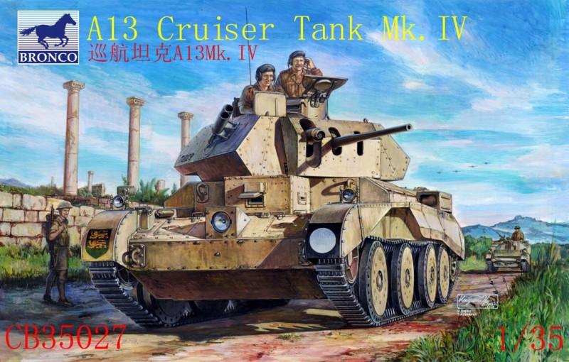 Cruiser Tank A13 Mk. IV