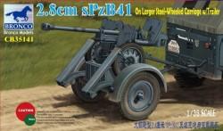 2,8 cm SPzB 41 w/trailer