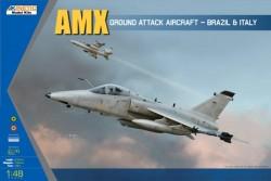 AMX Single Seat Fighter