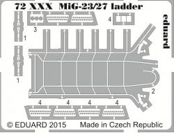 MiG-23/27 ladder