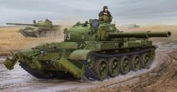 Russian T-62 Mod.1975-KMT-6 Mine Plow