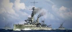 HMS Dreadnought 1915