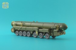 Photoetched set 1 for Zvezda Topol SS-25 – horizontal