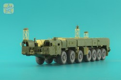 Photoetched set 2 for Zvezda Topol SS-25 – vertical
