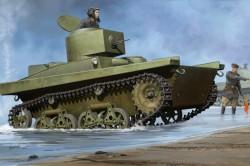 Soviet T-37A Light Tank (Podolsk)