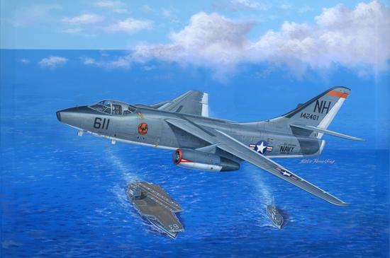 EA-3B Skywarrior Strategic Bomber