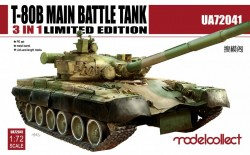 T-80B Main Battle Tank Ultra Ver. 3 in 1, Limited