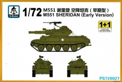 M551 SHERIDAN (Early Version)