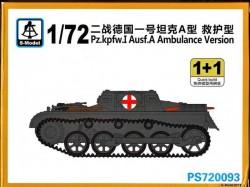 Pz.Kpfw.I Ausf.A ambulance