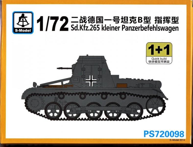 Sd.Kfz.265 kleiner Panzerbefehlswagen